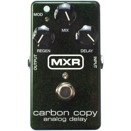 MXR  M169 Carbon Copy Analog Delay Pedal M169