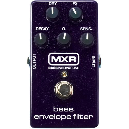 MXR  M82 Bass Envelope Filter Pedal M82