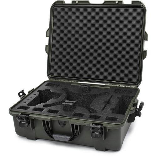 Nanuk 945 Case for DJI Phantom 3 (Olive) 945-DJI6