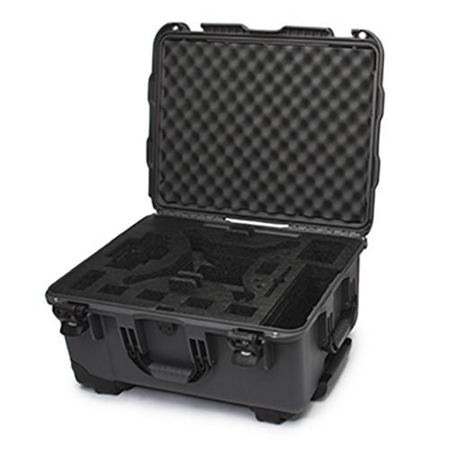 Nanuk 950 Wheeled Case for DJI Phantom 3 (Graphite) 950-DJI7