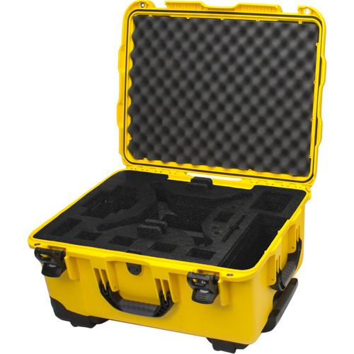 Nanuk 950 Wheeled Case for DJI Phantom 3 (Yellow) 950-DJI4