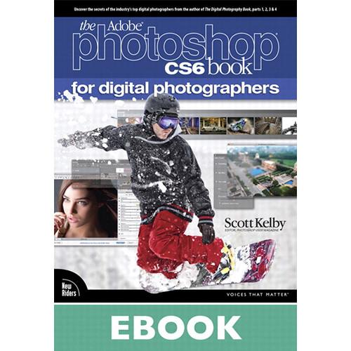 New Riders E-Book: The Adobe Photoshop CS6 Book 9780133014792