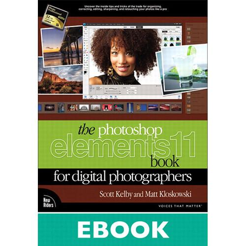New Riders E-Book: The Photoshop Elements 11 Book 9780133124019