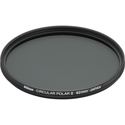 Nikon  82mm Circular Polarizer Filter II 2498