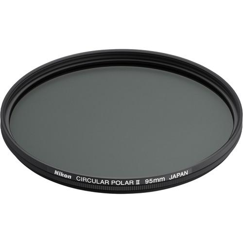 Nikon  95mm Circular Polarizer Filter II 2509