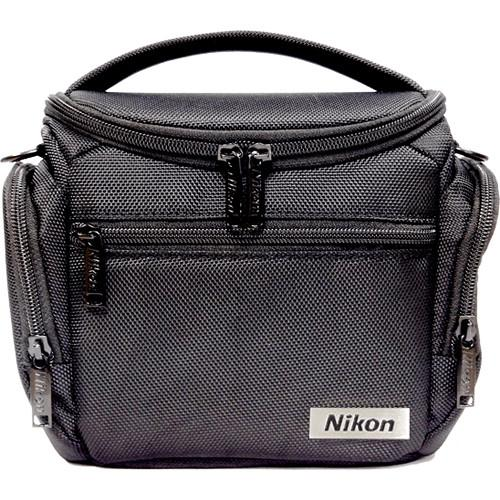 Nikon Compact Camera Bag for COOLPIX or Nikon 1 Camera 17009