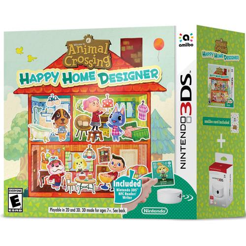 Nintendo Animal Crossing: Happy Home Designer with NFC CTRQEDHE