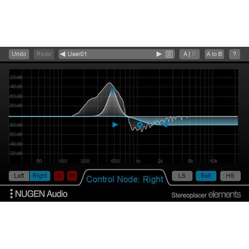 NuGen Audio Stereoplacer Elements - Stereo Positioning 11-33154