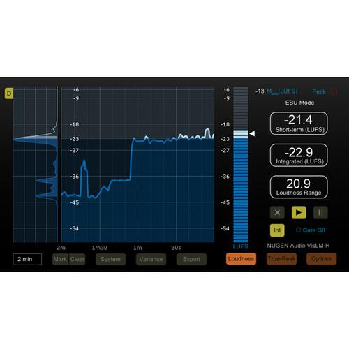NuGen Audio VisLM-H 2 Upgrade - Industry Standard 11-33172