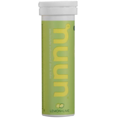 nuun Active Hydration Tablets (Lemon Lime, 8-Tube Pack)