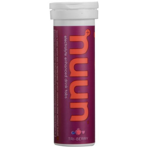 nuun Active Hydration Tablets (Tri-Berry, 8-Tube Pack) 8PKNUUNTB