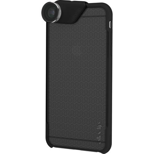 olloclip 4-in-1 Photo Lens for iPhone 6/6s with Case and 2-Lens