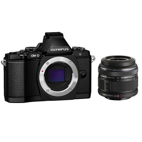 Olympus OM-D E-M5 Elite Mirrorless Micro Four Thirds Digital
