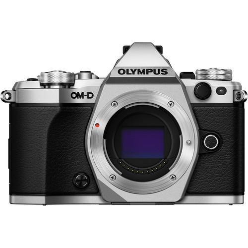 Olympus OM-D E-M5 Mark II Mirrorless Micro Four V207040SU000