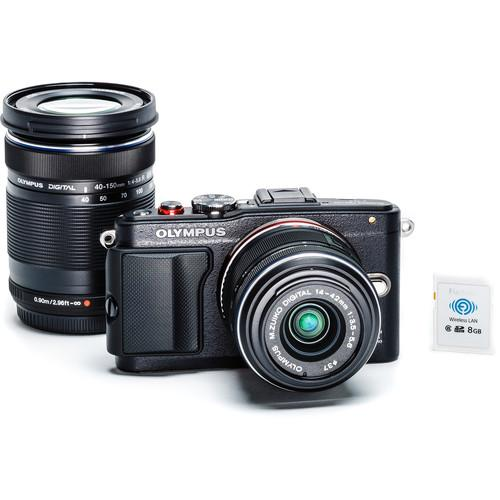 Olympus PEN E-PL6 Mirrorless Micro Four Thirds V205051BU040