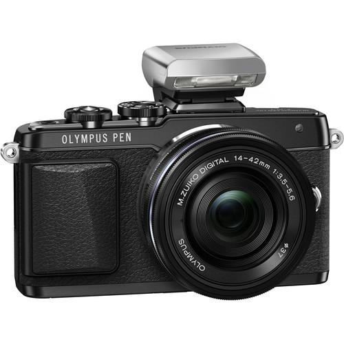 Olympus PEN E-PL7 Mirrorless Micro Four Thirds V205073BU001