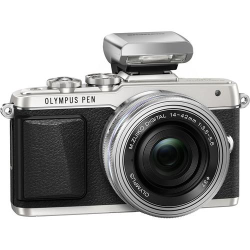 Olympus PEN E-PL7 Mirrorless Micro Four Thirds V205073SU001