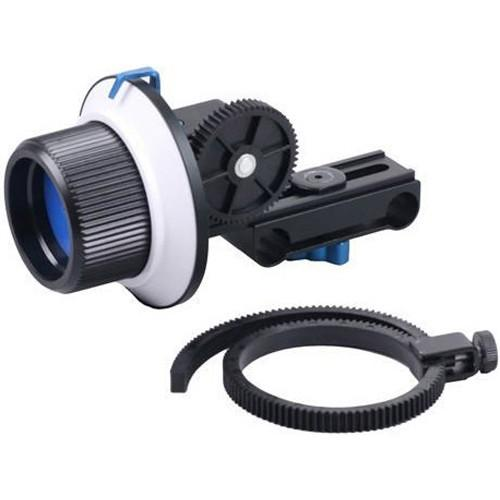 Opteka Reversible Follow Focus for DSLR and Video Cameras FF180