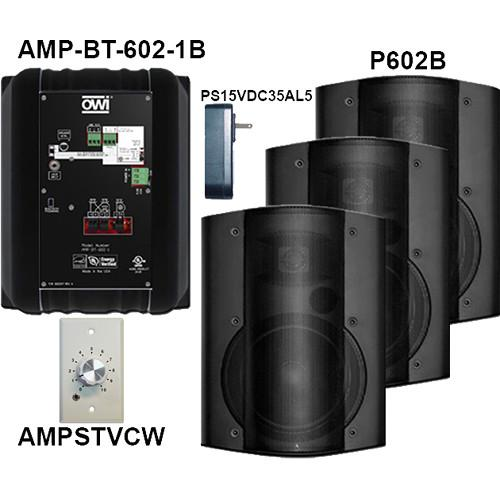 OWI Inc. AMP-BT-602-4BVC Kit of Four AMP-BT-602-4BVC