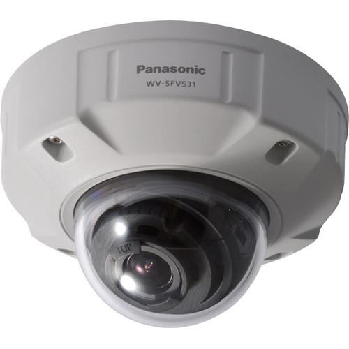 Panasonic 5 Series WV-SFV531 2.4MP Day/Night Vandal WV-SFV531