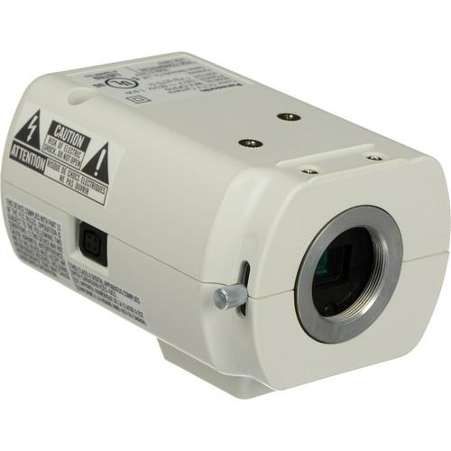Panasonic WV-CP300 Series 650 TVL Day/Night Fixed WV-CP310