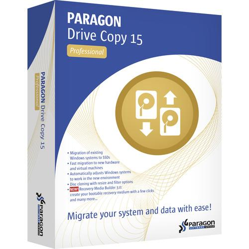 Paragon Drive Copy 15 Professional (Download) 404PREPL-E