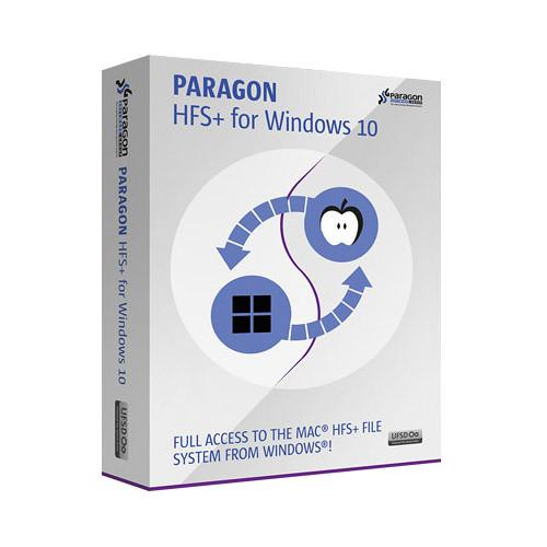 Paragon HFS  For Windows 10 (Download) 265PEEPL-E