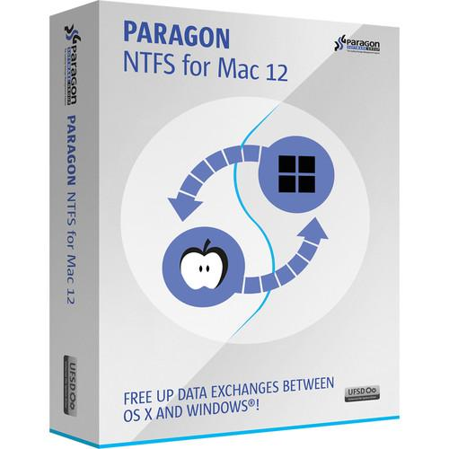 Paragon NTFS for Mac 12 (Download Version) 298PEEPL-E
