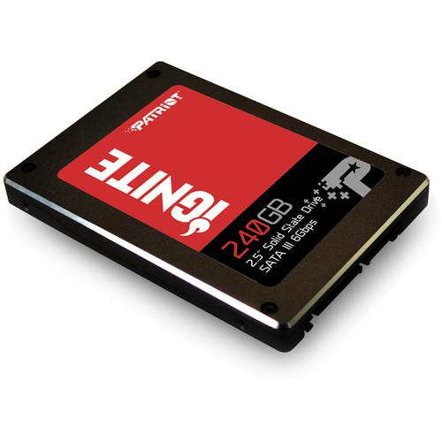 Patriot Ignite 240GB 2.5 Solid State Drive PI240GS325SSDR