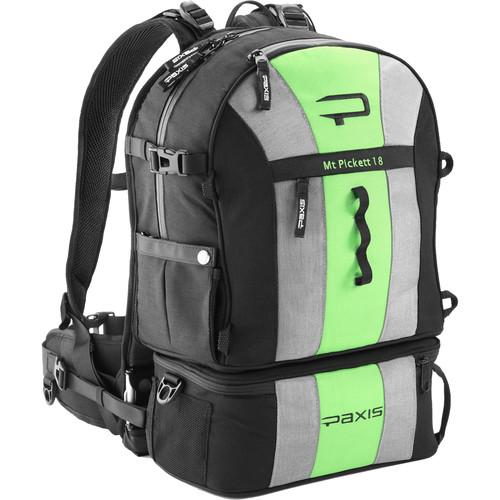 PAXIS Mt. Pickett 18 Backpack (Bright Green / Black) MP18102