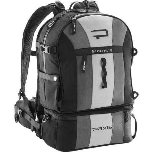 PAXIS Mt. Pickett 18 Backpack (Gray / Black) MP18101