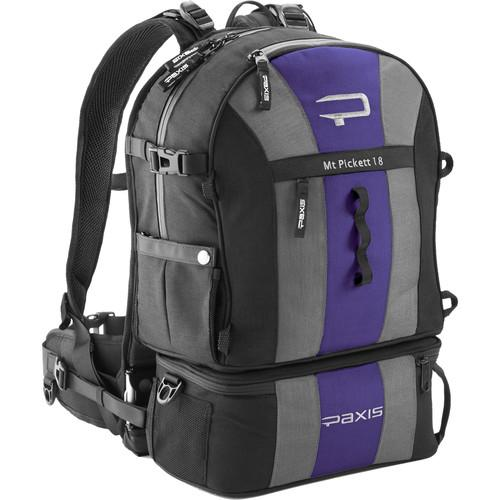 PAXIS Mt. Pickett 18 Backpack (Purple / Black) MP18103