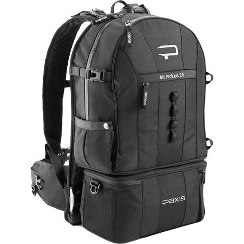 PAXIS  Mt. Pickett 20 Backpack (Black) MP20101