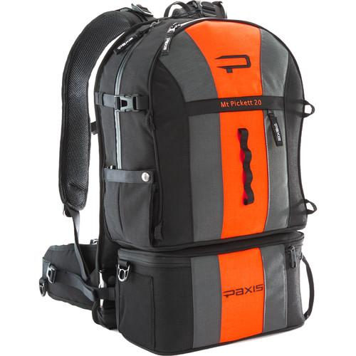 PAXIS Mt. Pickett 20 Backpack (Orange / Black) MP20103