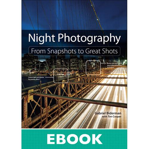 Peachpit Press E-Book: Night Photography: From 9780133510652