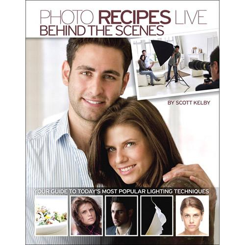 Peachpit Press E-Book: Photo Recipes Live: Behind 9780132491839