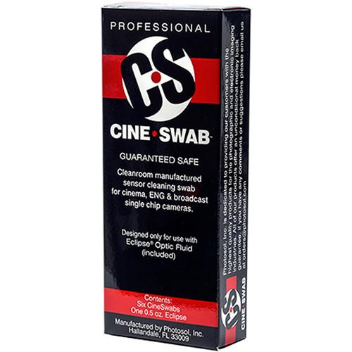 Photographic Solutions Cine Sensor Swab Kit CS24KIT