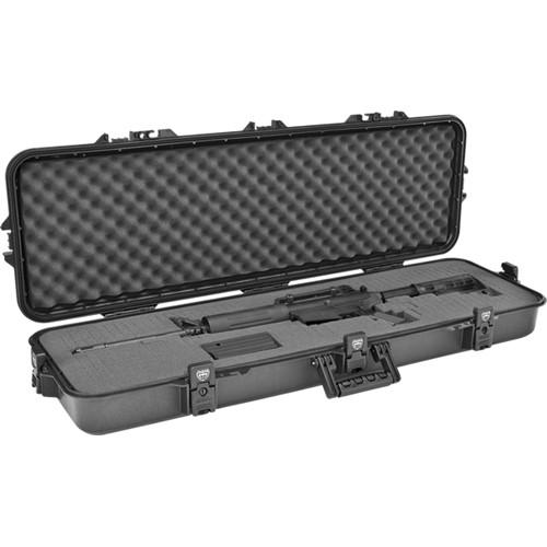 Plano All-Weather Rifle Case with Pluck Foam (Black) 108423, Plano, All-Weather, Rifle, Case, with, Pluck, Foam, Black, 108423,