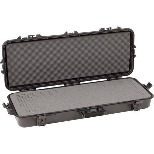 Plano All-Weather Takedown Case with Pluck Foam (Black) 108362