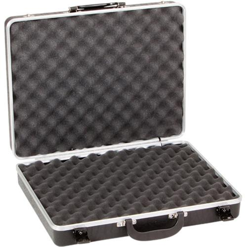 Plano DLX 4-Pistol Case with Interlocking Foam (Black) 1010404
