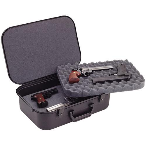 Plano XLT 4-Pistol & Accessory Case (Black) 1010089