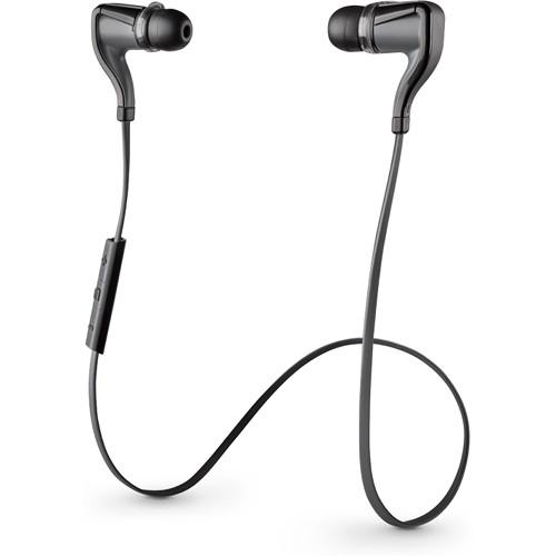 Plantronics BackBeat GO 2 Wireless Earbuds (Black) 88600-01
