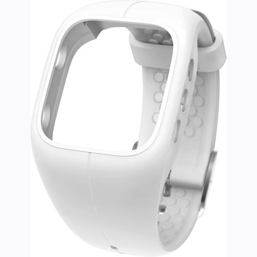 Polar Wristband for A300 Activity Tracker (Power White) 91054246