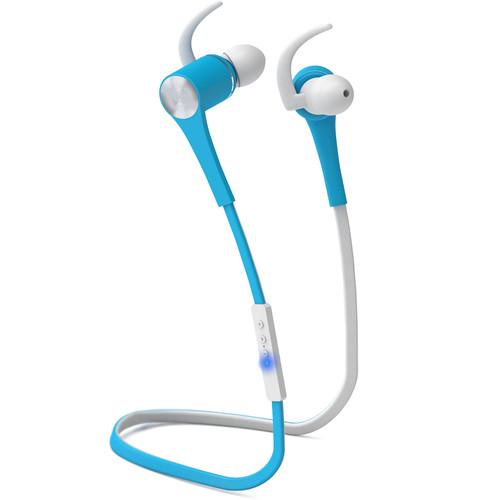 POM GEAR Sport Pro2Go SP-100 Bluetooth Earbuds SP100-BLW