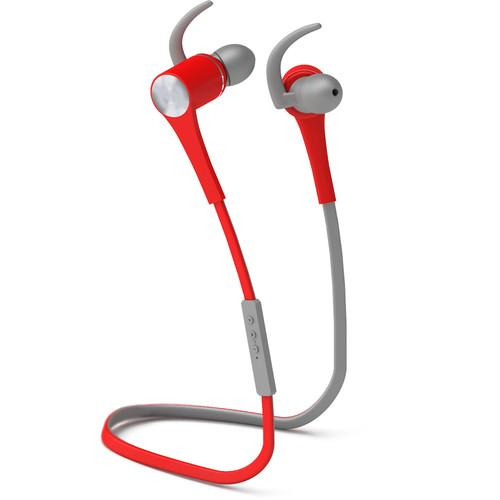 POM GEAR Sport Pro2Go SP-100 Bluetooth Earbuds SP100-RGY