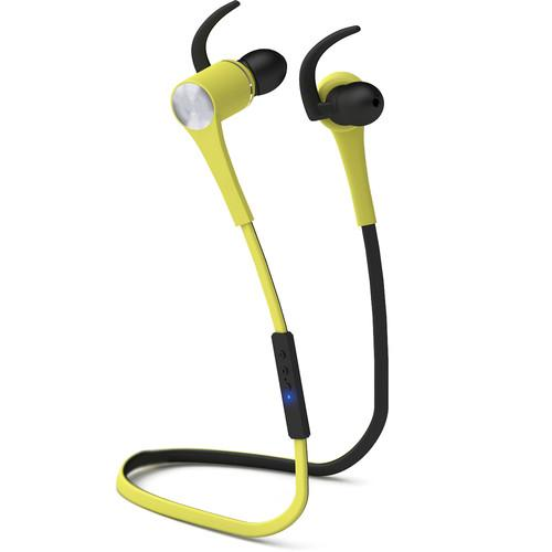 POM GEAR Sport Pro2Go SP-100 Bluetooth Earbuds SP100-YGY