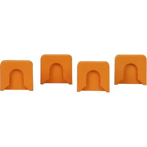 Pony Adjustable Clamps #7456 Clamp Pads (4-Pack) 7456