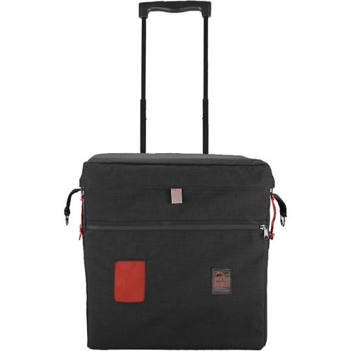 Porta Brace Carrying Case with Wheels for Four LED4 LPB-LED4OR