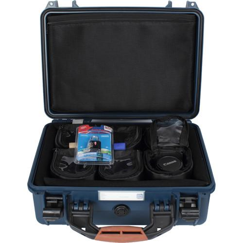 Porta Brace Hard Case with Six 4
