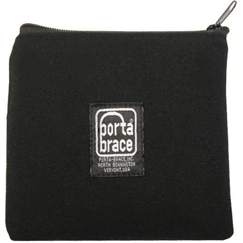 Porta Brace Veltex Padded Pouch with Zipper Opening PB-B6BES